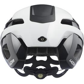 Lazer Bullet 2.0 MIPS Helmet with Lens & LED, blanco/negro